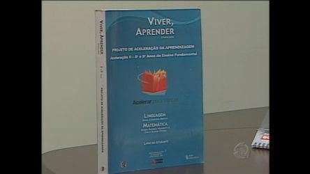 Palavrões aparecem em livro didático - Notícias - R7 Jornal da Record