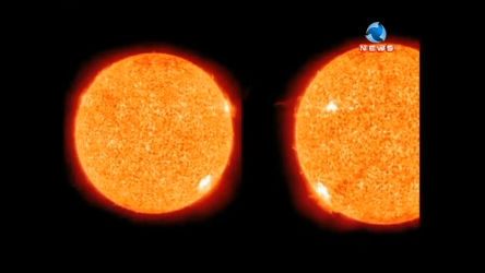 Nasa capta imagens de erupção solar - Record News Play - R7 ...