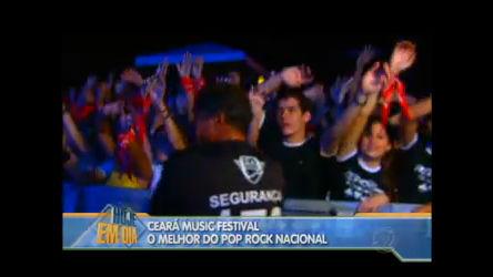 Confira as atrações do Ceará Music Festival - Rede Record