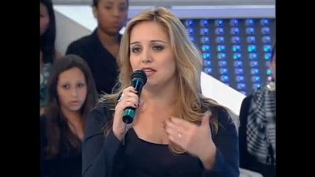 Sophia Camargo dá dicas de economia no Geraldo Brasil - Rede ...