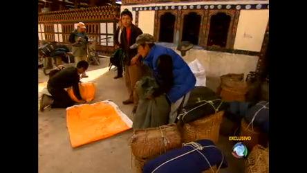 Ana Paula Padrão mostra as hospedagens do Butão - Notícias - R7 ...