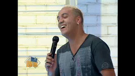Belo canta novo sucesso no Hoje em Dia - Entretenimento - R7 ...