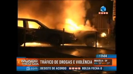 Traficantes metralham hospital no México - Record News Play - R7 ...
