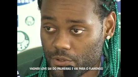 Vagner Love vai para o Flamengo - Notícias - R7 SP no Ar