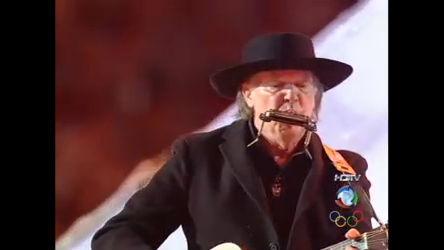 Neil Young se apresenta em Cerimônia de Encerramento - Record ...