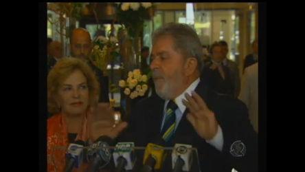 Lula afirma que decisão da partilha de royalties depende do ...