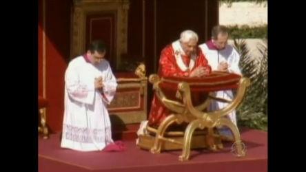 Papa Bento XVI pede aos católicos que façam penitência para ...