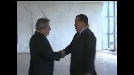 Lula e Hugo Chávez se encontram, em Brasília - Notícias - R7 ...