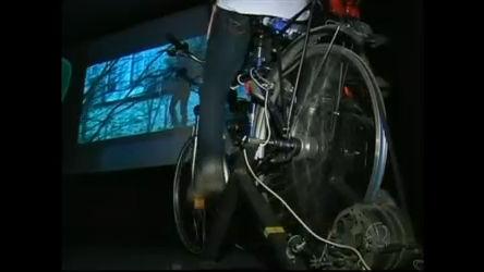 Tela de cinema funciona com energia gerada por bicicletas na ...