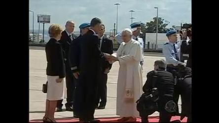 Papa Bento 16 diz que o maior inimigo do vaticano é o pecado que ...