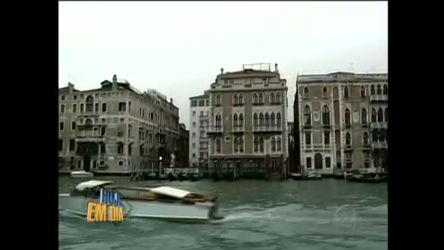 Mariana Leão mostra as belezas de Veneza, na Itália ...