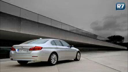 Test- drive: R7 avalia o BMW Série 5 - Notícias - R7 Tecnologia e ...