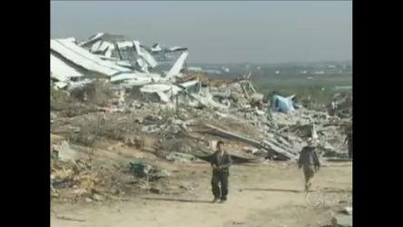 População da Faixa de Gaza sofre com a falta de moradias decentes
