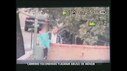 Videos de abusos sexuals a menors
