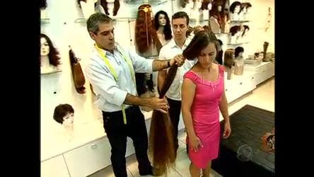 Descubra quanto vale a maior cabeleira do Brasil - Notícias - R7 ...