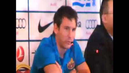 """""""Não esperava que Maradona fosse sair"""", diz Messi - Esportes - R7 ..."""