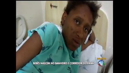 Bebês nascem no banheiro e corredor de hospital em Brasília ( DF ...