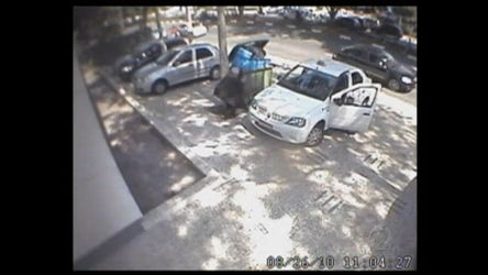 Câmeras registram momentos de tensão em bairro nobre de São ...