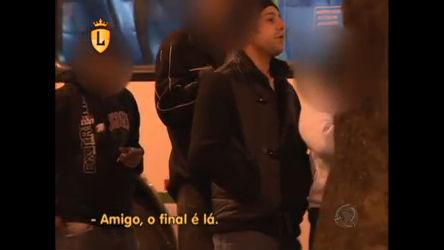 Elcio Coronato faz matéria sobre injustiça - Entretenimento - R7 ...