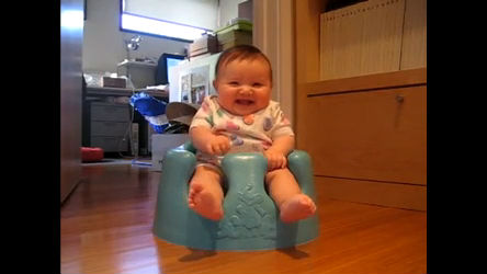 Assista ao vídeo e se divirta com o bebê fofo - Entretenimento - R7 ...