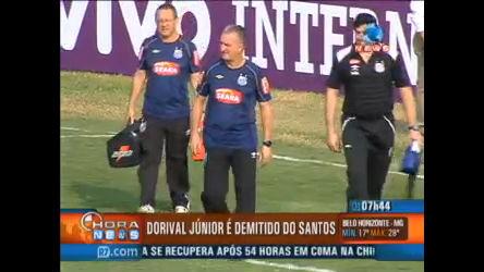 Santos demite Dorival Júnior após polêmica com Neymar - Record ...