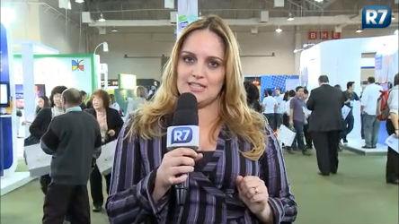 Sophia Camargo visita a Expo Money em São Paulo - Notícias - R7 ...