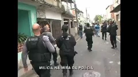 Oito milicianos são presos em operação da Draco - Rio de Janeiro ...