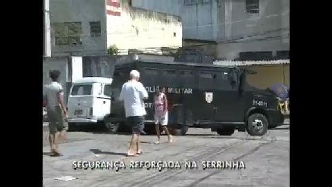 Segurança continua reforçada em favelas de Madureira (RJ) - Rio ...