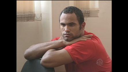 Bruno presta depoimento e diz acreditar que Eliza Samudio está viva