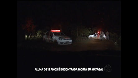 Menina de 15 anos é encontrada morta em matagal de Águas ...