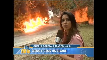 Mariana Leão conta como foi acompanhar violência no Rio ...