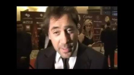 Bardem dedica prêmio à Penélope Cruz - Pop - R7 Cinema