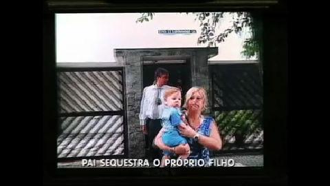 Polícia encontra em SP bebê sequestrado pelo pai no Rio - Rio de ...
