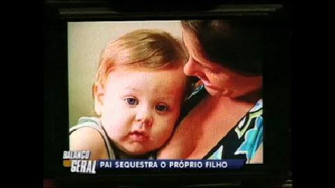 No Rio, polícia resgata bebê sequestrado pelo próprio pai - Rio de ...