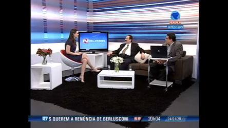 NBlogs comenta as enchentes e o lixo no rio Tietê - Record News ...