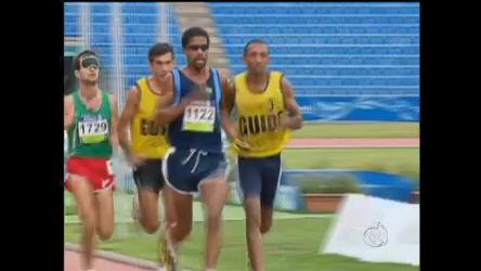 Odair dos Santos é a estrela dos Jogos Paraolímpicos - Notícias ...