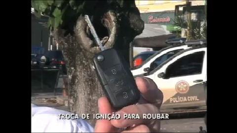 Ladrões usam no Rio novo truque para roubar carros - Rio de ...