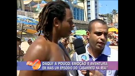 O Intruso invade o Farol da Barra em Salvador (BA) - Record Play ...