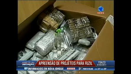 Polícia apreende projéteis para fuzil no Paraná - Record Play - R7 ...