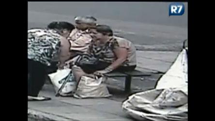 Gangue das gordas volta a atacar no RS - Notícias - R7 Cidades