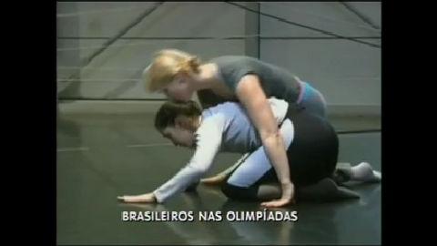 Bailarinos brasileiros fazem apresentação na Olimpíada de Londres ...