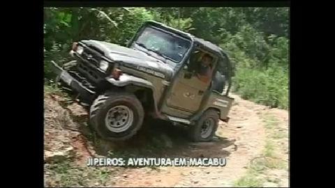 Conceição de Macabu (RJ) atrai pilotos de off road para desbravar ...