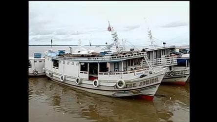 Piratas atacam embarcação no rio Amazonas e matam jovem ...