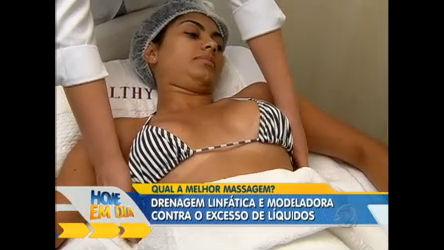 Entenda as diferenças entre a drenagem linfática e a massagem ...