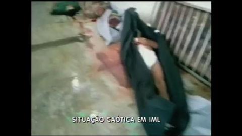 IML do Recife (PE) tem corpos jogados pelo chão - Rio de Janeiro ...