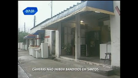 Violência assusta comerciantes de Santos ( SP) - Notícias - R7 SP ...