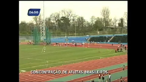 Atletas brasileiros ganham centro de treinamento exclusivo na ...