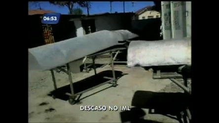 Veja imagens do descaso no IML de Fortaleza (CE) - Rio de Janeiro ...