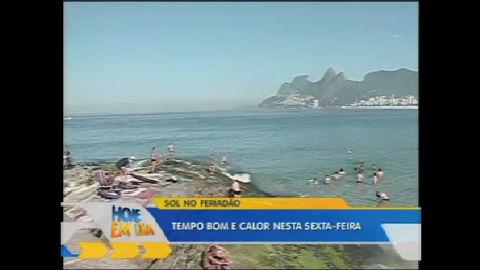 Veja a previsão do tempo para o feriado de Páscoa no Rio - Rio de ...