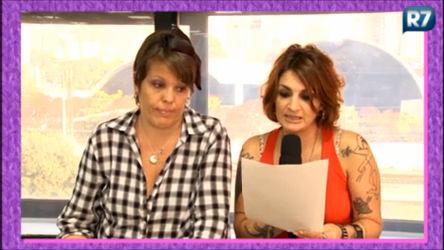 Tricô das Mina: Lelê e Clara defendem gordinhos gays e dão ...